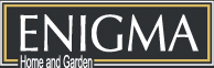 Enigma Home and Garden logo