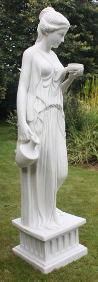 Hebe statuette